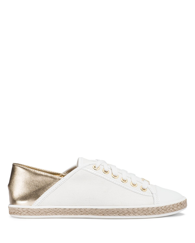michael kors espadrille sneakers