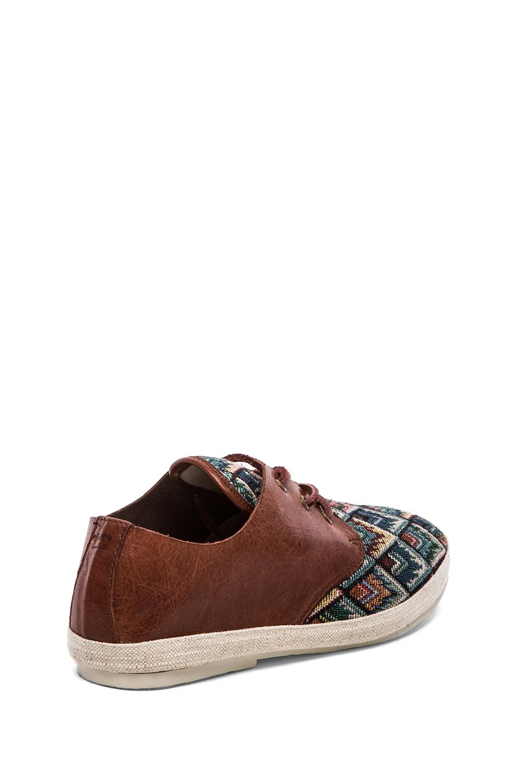 Scotch And Soda Straw Shoe W Leather