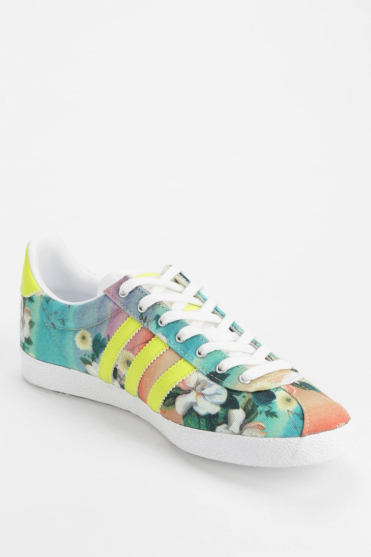 Originals X The Farm Company Gazelle Floral Farm Sneaker