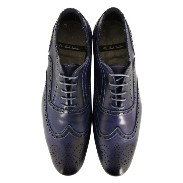 paul smith paul smithshoes mens miller dip dye leather