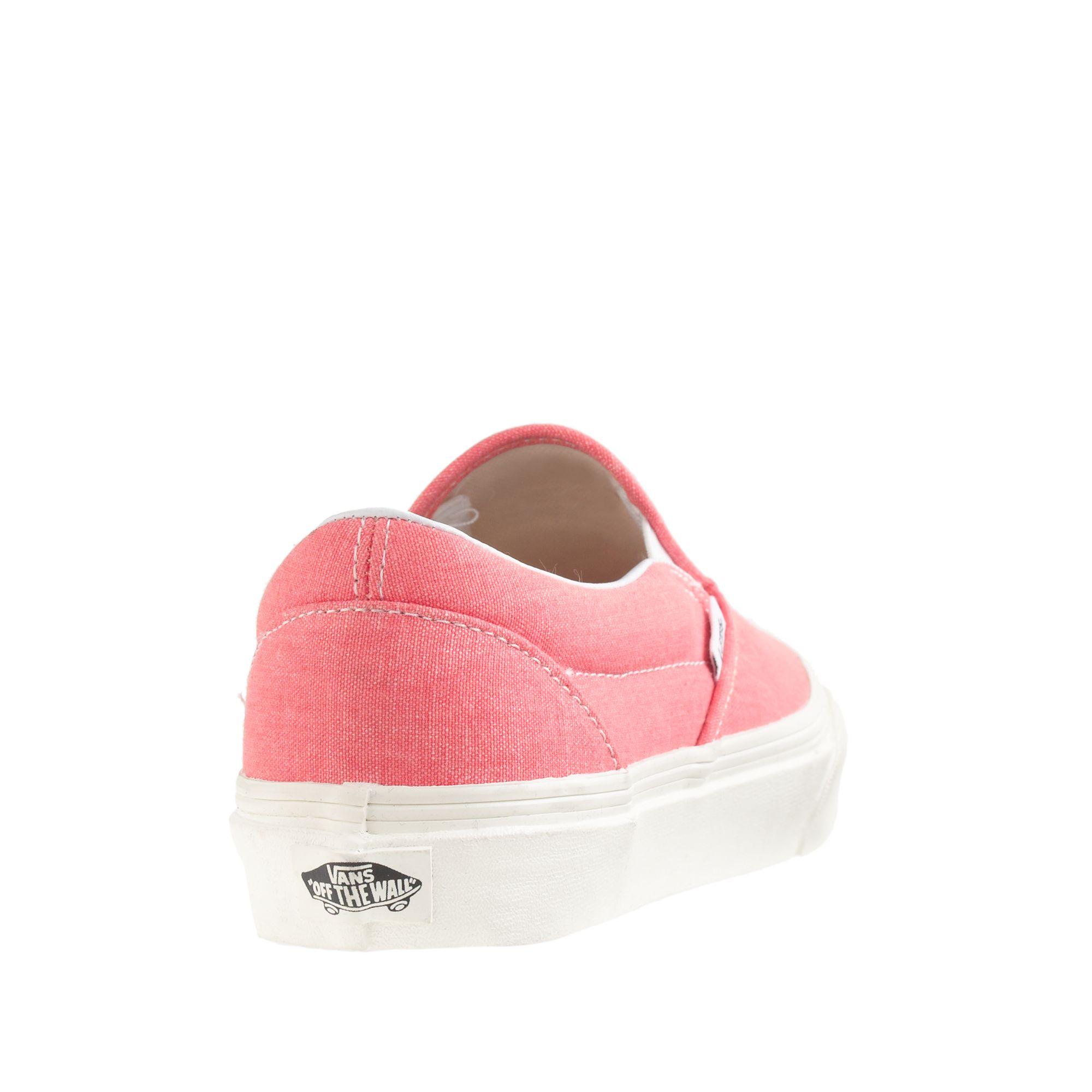 Vans Shoes Classic Slip On Live Show