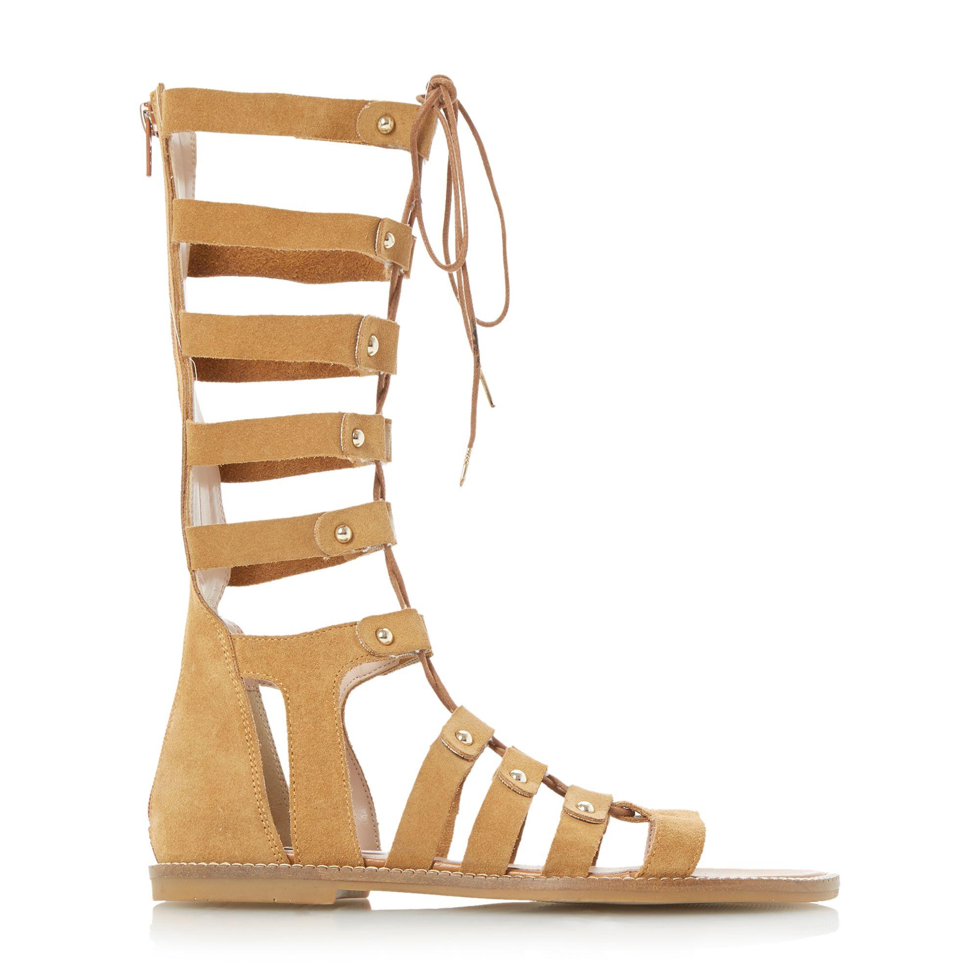 25 Ways Real Girls Wear Gladiator Sandals