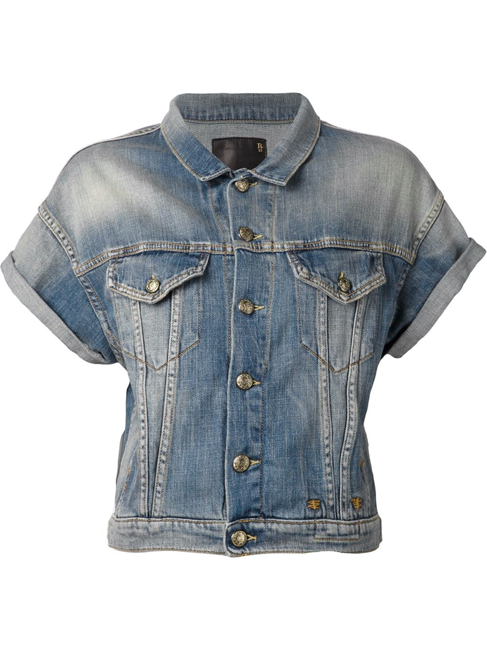 Shop for short sleeve denim jacket online at Target. Free shipping on purchases over $35 and save 5% every day with your Target REDcard.
