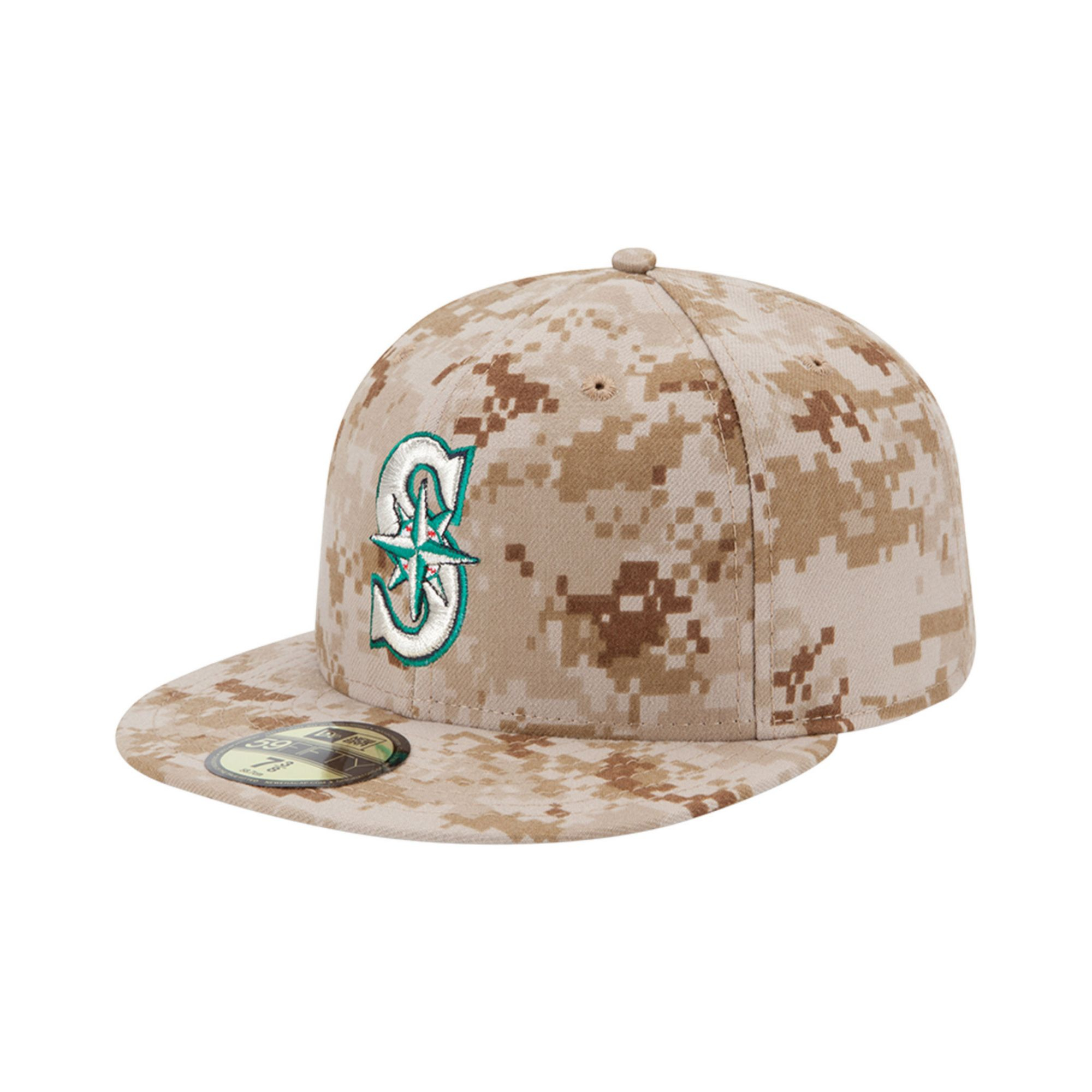 the best attitude c65fa e4ad5 KTZ Seattle Mariners Mlb Memorial Day Stars Stripes 59fifty Cap in ...