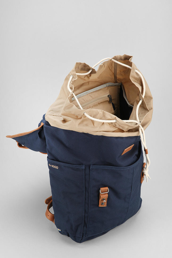 Lyst Fjallraven No 21 Medium Backpack In Blue For Men