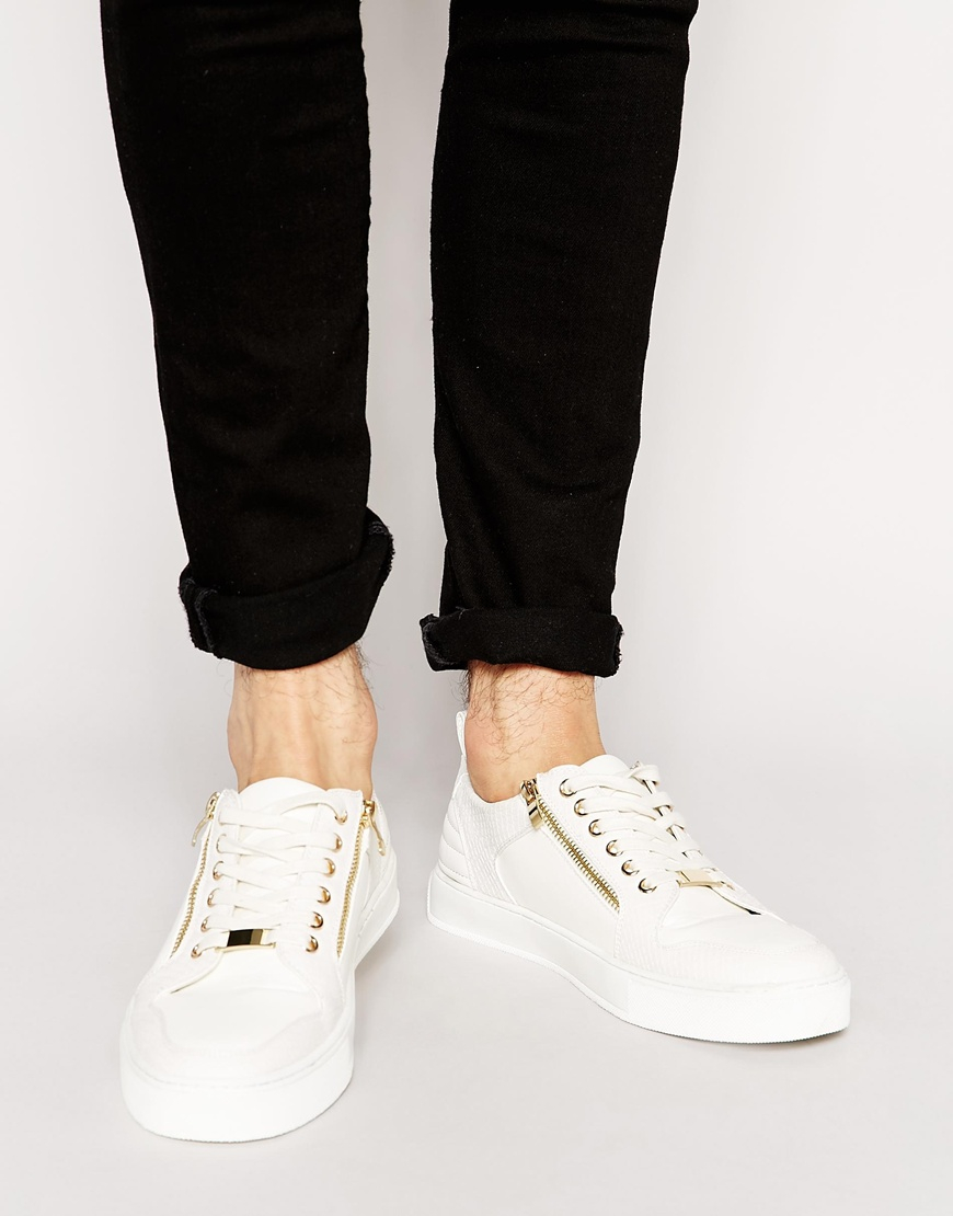 really cheap really cheap good out x Sneakers With Zip