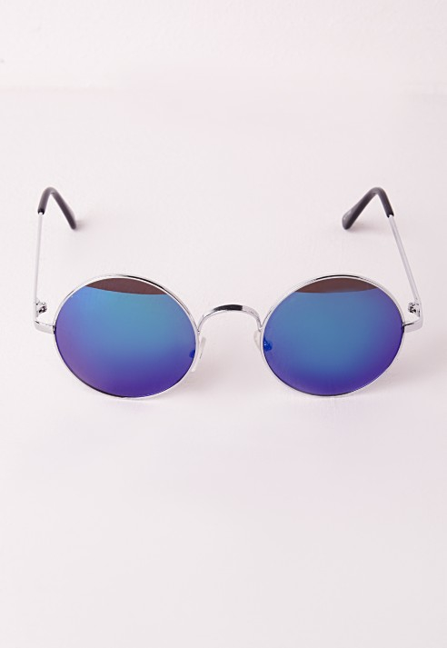 Radar Oakley 2016 Glasses For sale Blue Frame Silver Lens