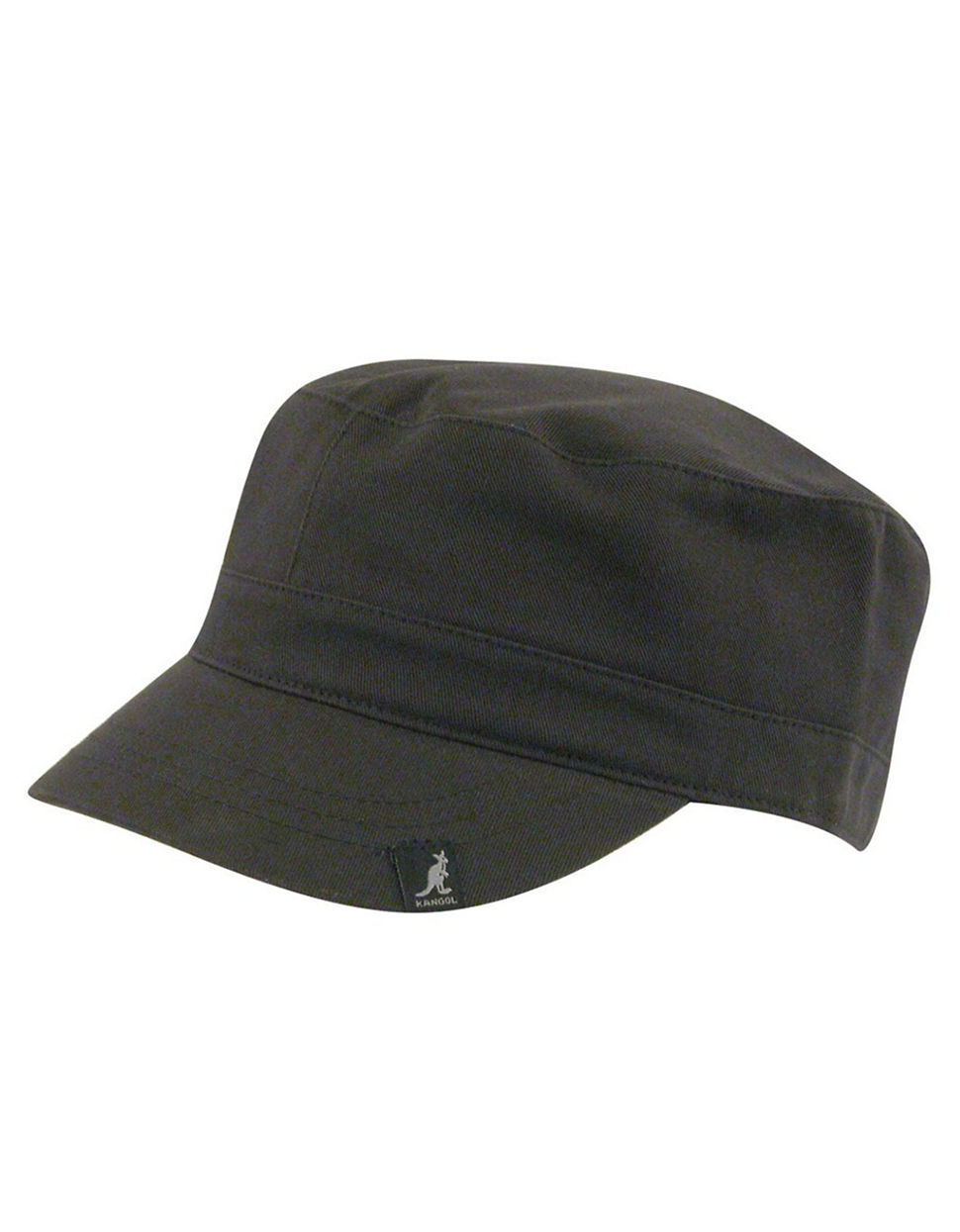 kangol baseball cap in black for lyst