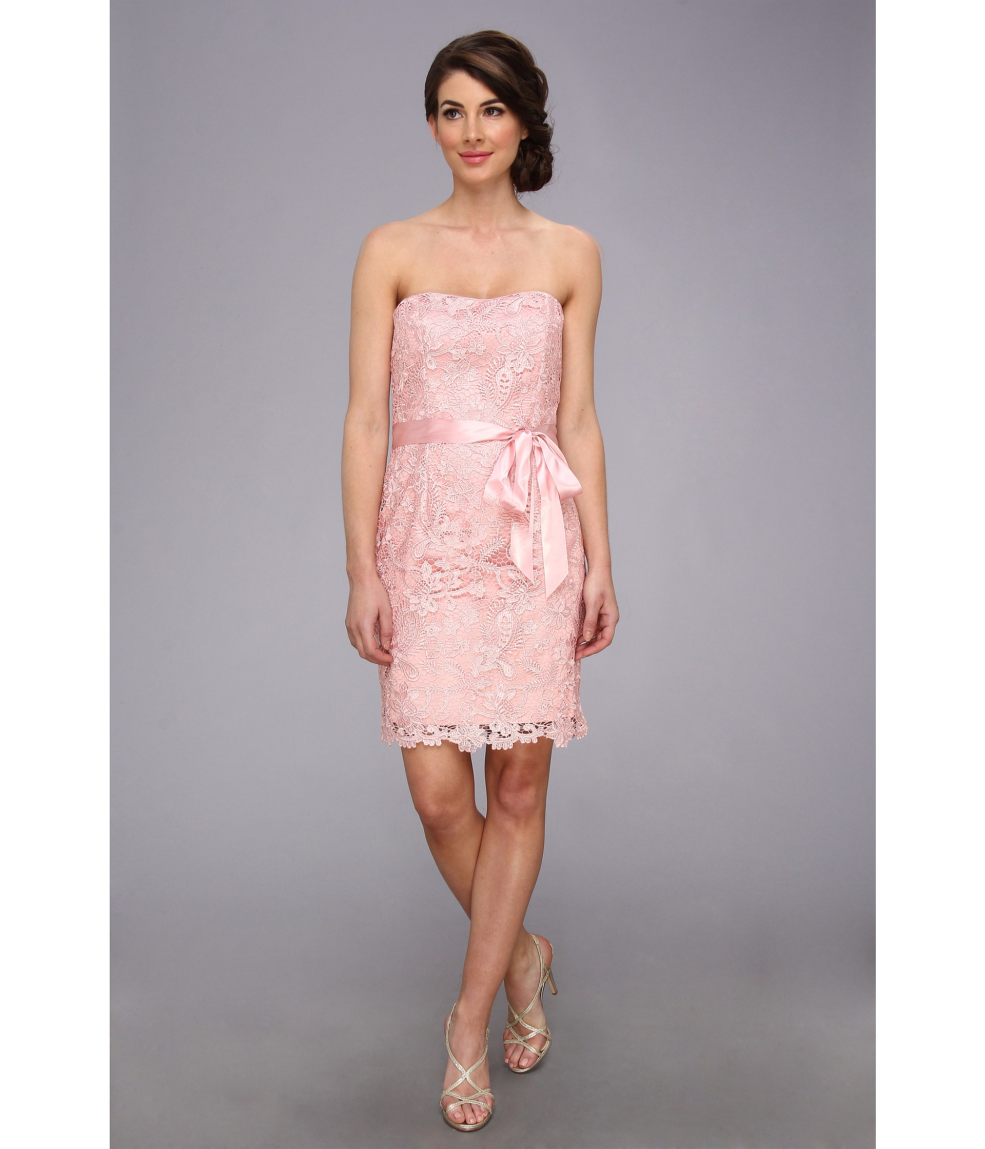 8ba8e8b4 Gallery. Previously sold at: Zappos · Women's Bridesmaid Dresses Women's Adrianna  Papell ...