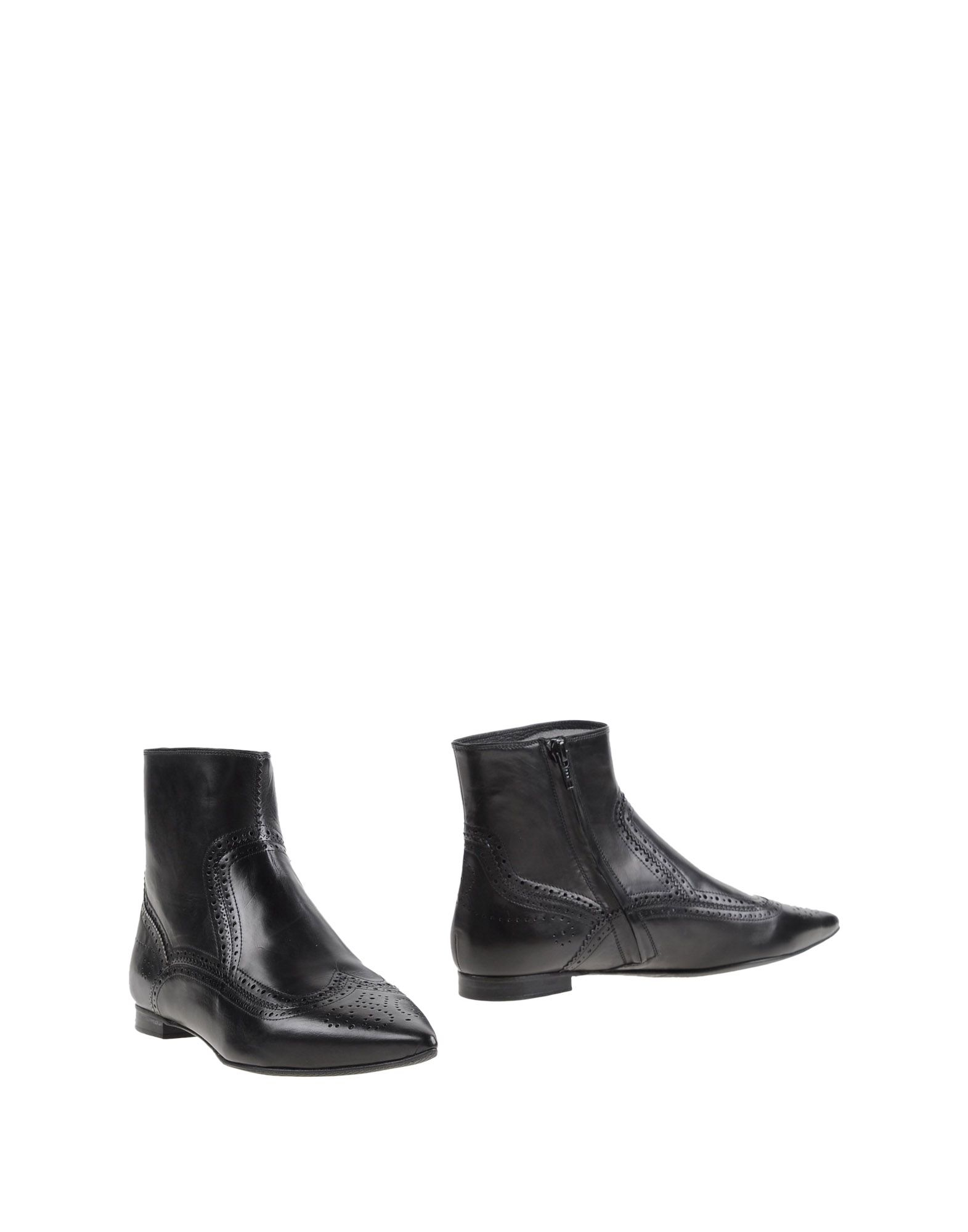 pedro garcia ankle boots in black lyst