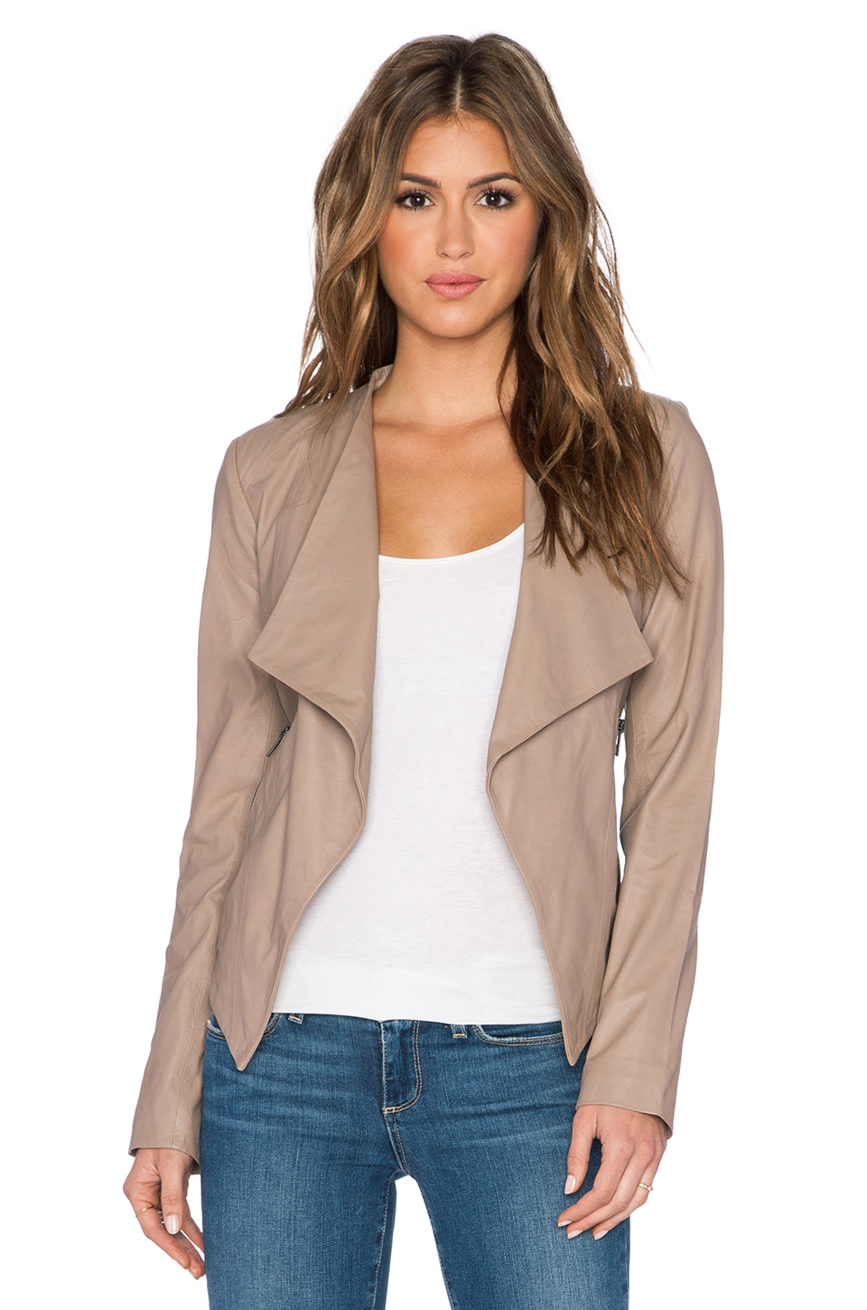 how to clean leather jacket naturally