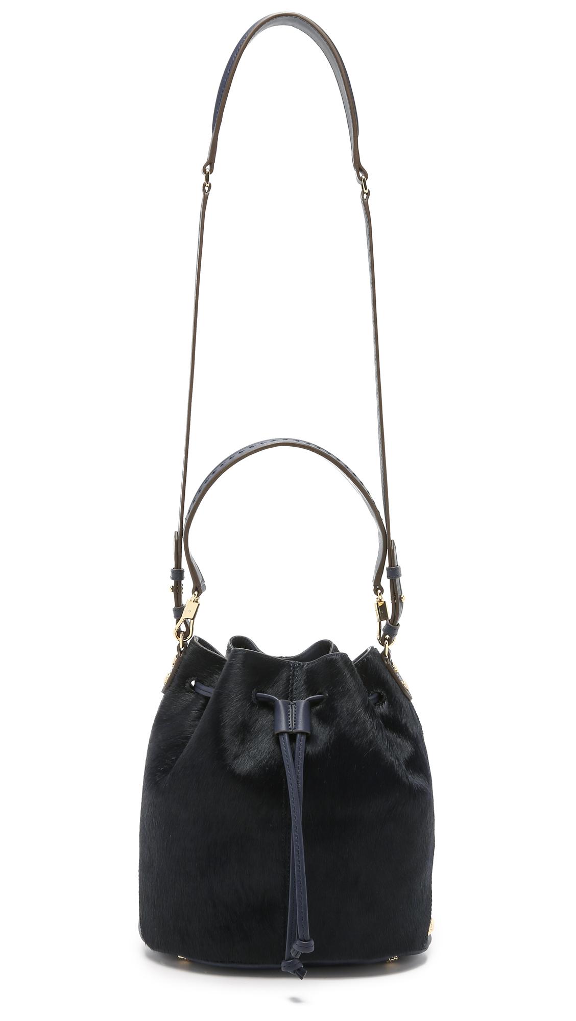 Cynnie Haircalf Bucket Bag