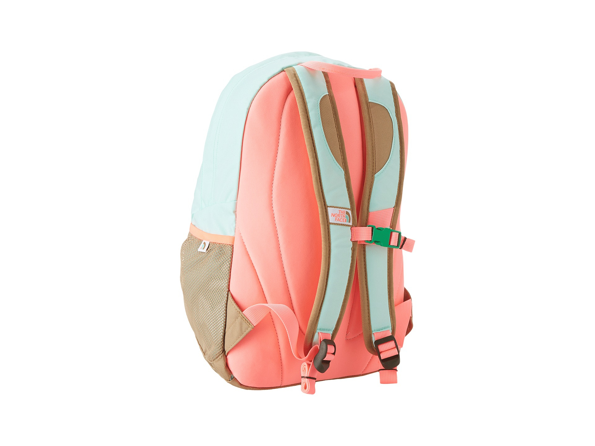cdca70ebf The North Face Green Happy Camper Youth