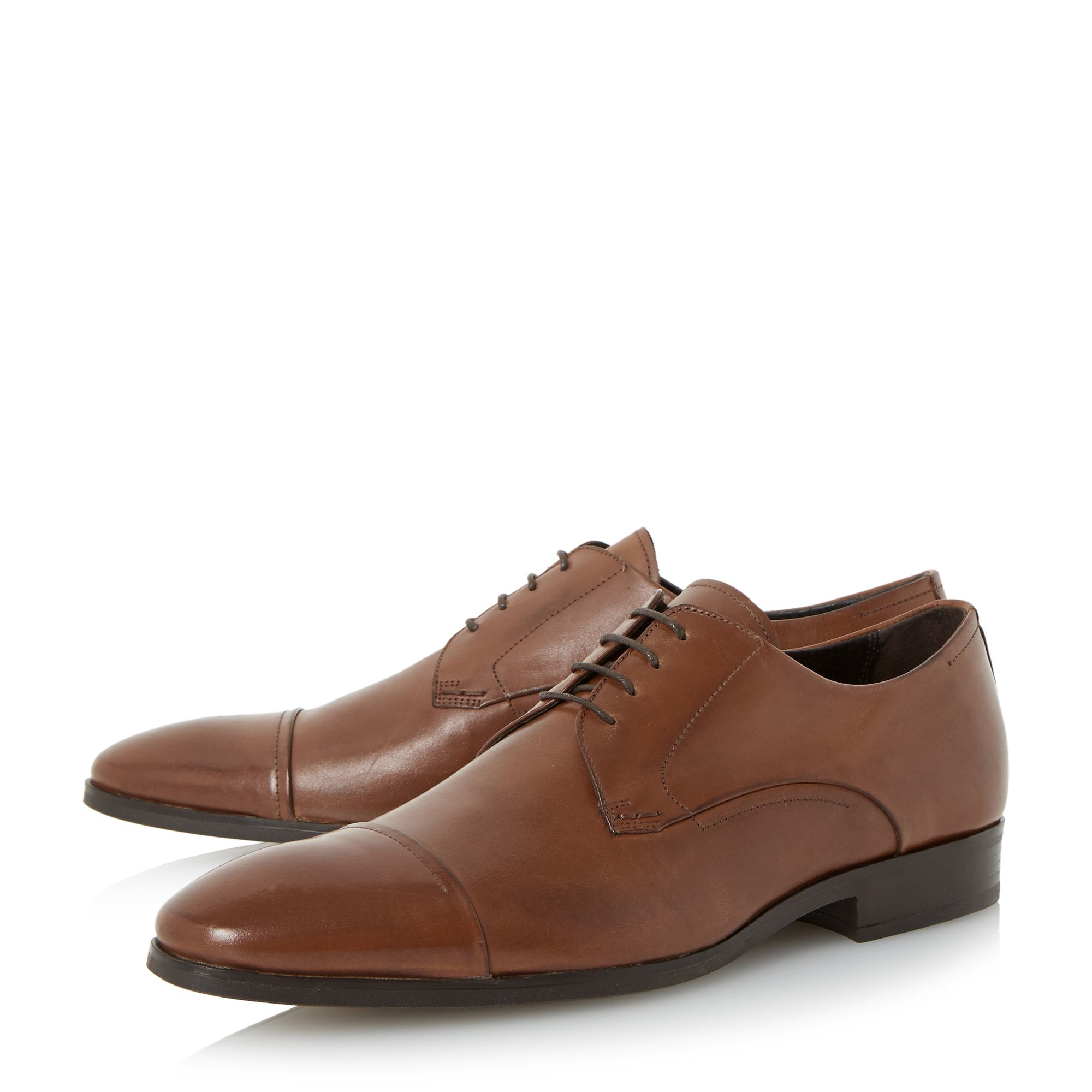 Revolution Men Leather Shoes Brown