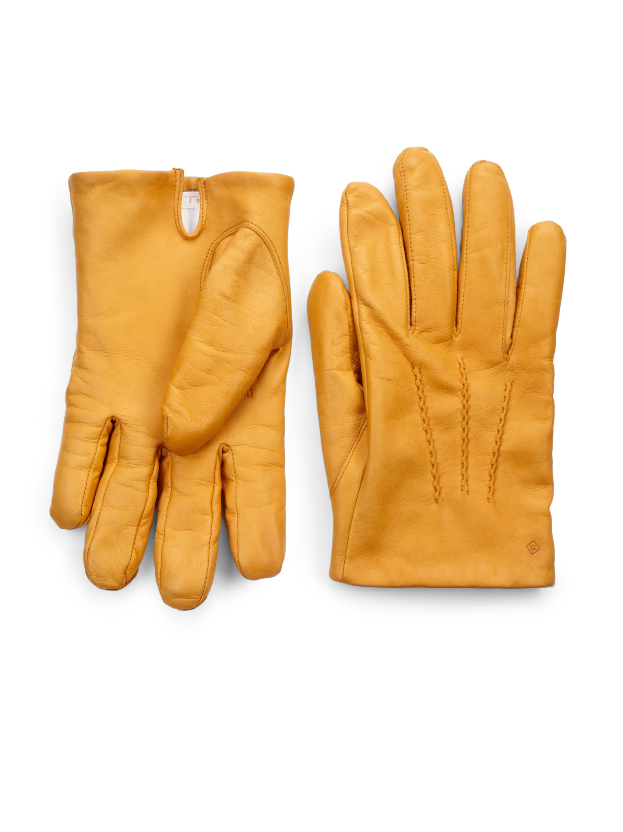 Gant mens leather gloves - Gallery Previously Sold At Saks Fifth Avenue Men S Leather Gloves