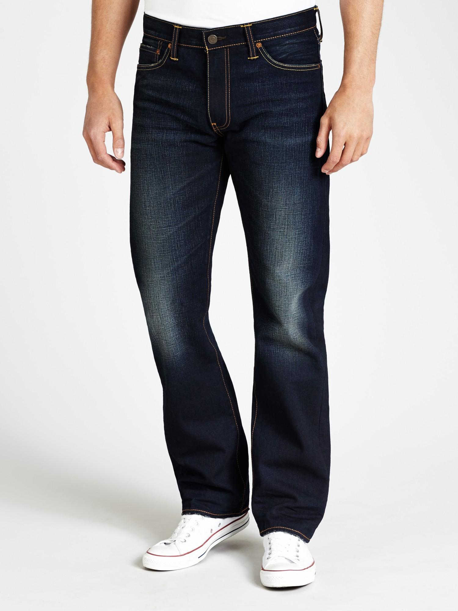 Levi's Denim Pants in Blue for Men