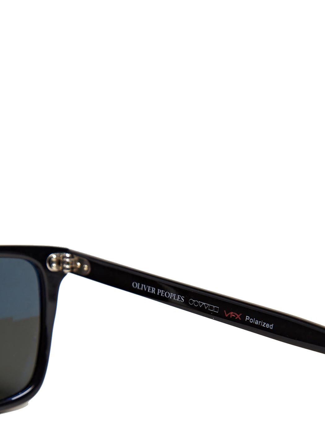 Express Sunglasses  oliver peoples womens bernardo black frame with midnight express