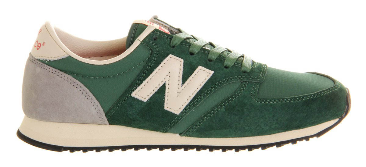 New Balance Rubber U420 in Green for Men - Lyst