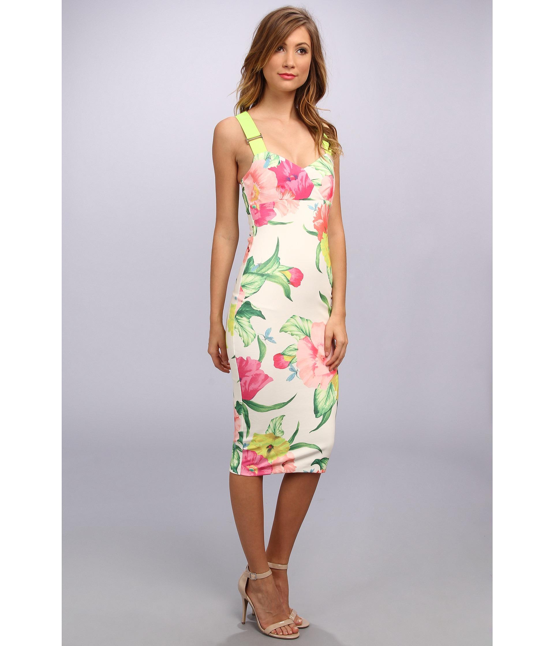 Taylor Flowers At High Tea Dress