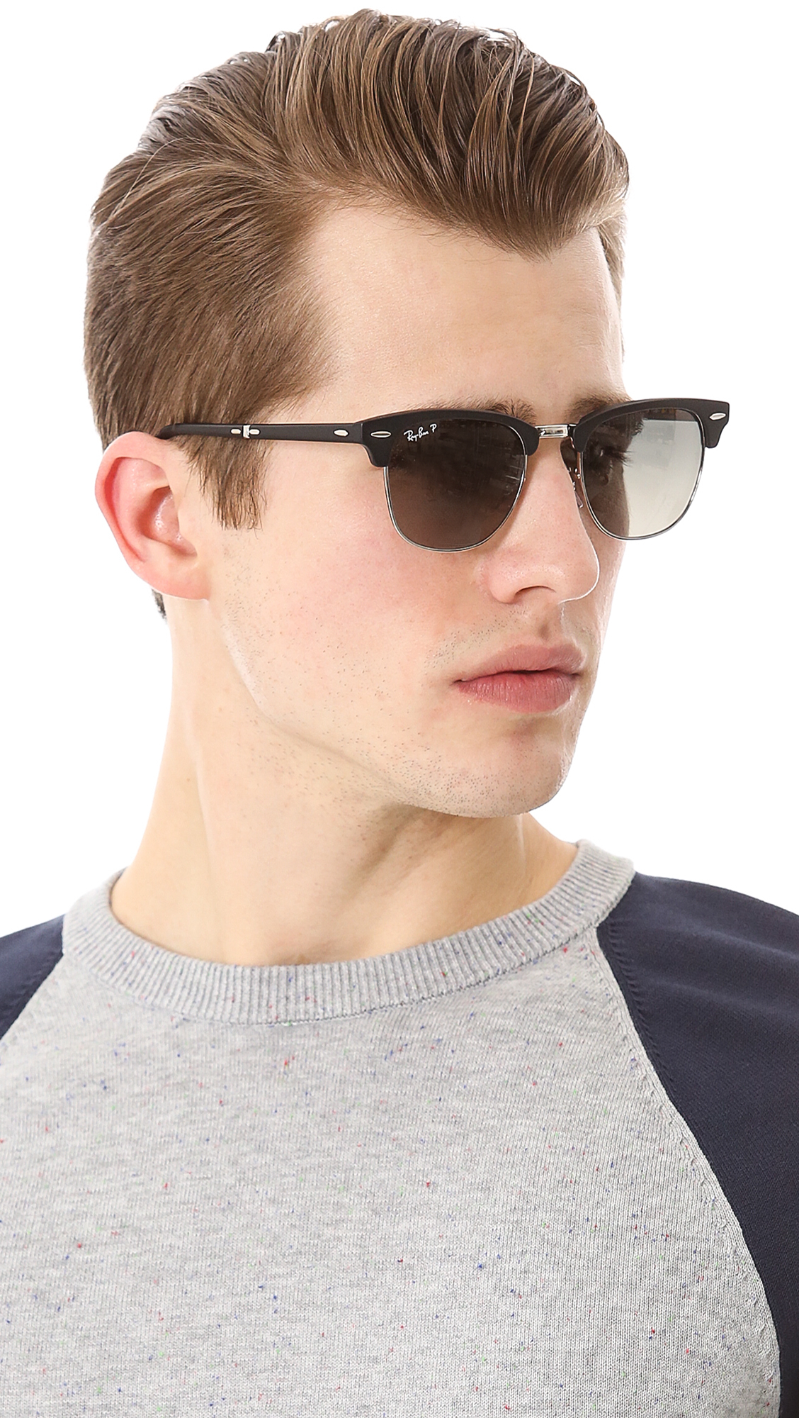 aaa110b089 ... coupon code for gallery. previously sold at east dane mens ray ban  clubmaster 51a99 30f73