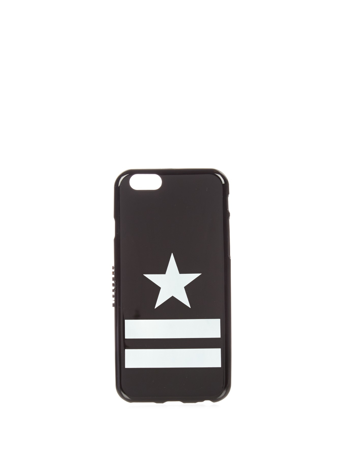 best service 457c2 50389 Givenchy Black Star And Stripe-print Iphone® 6 Case for men