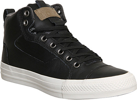 c4d0cc32b401 Converse Chuck Taylor All Star Asylum Mid Leather Trainers - For Men ...