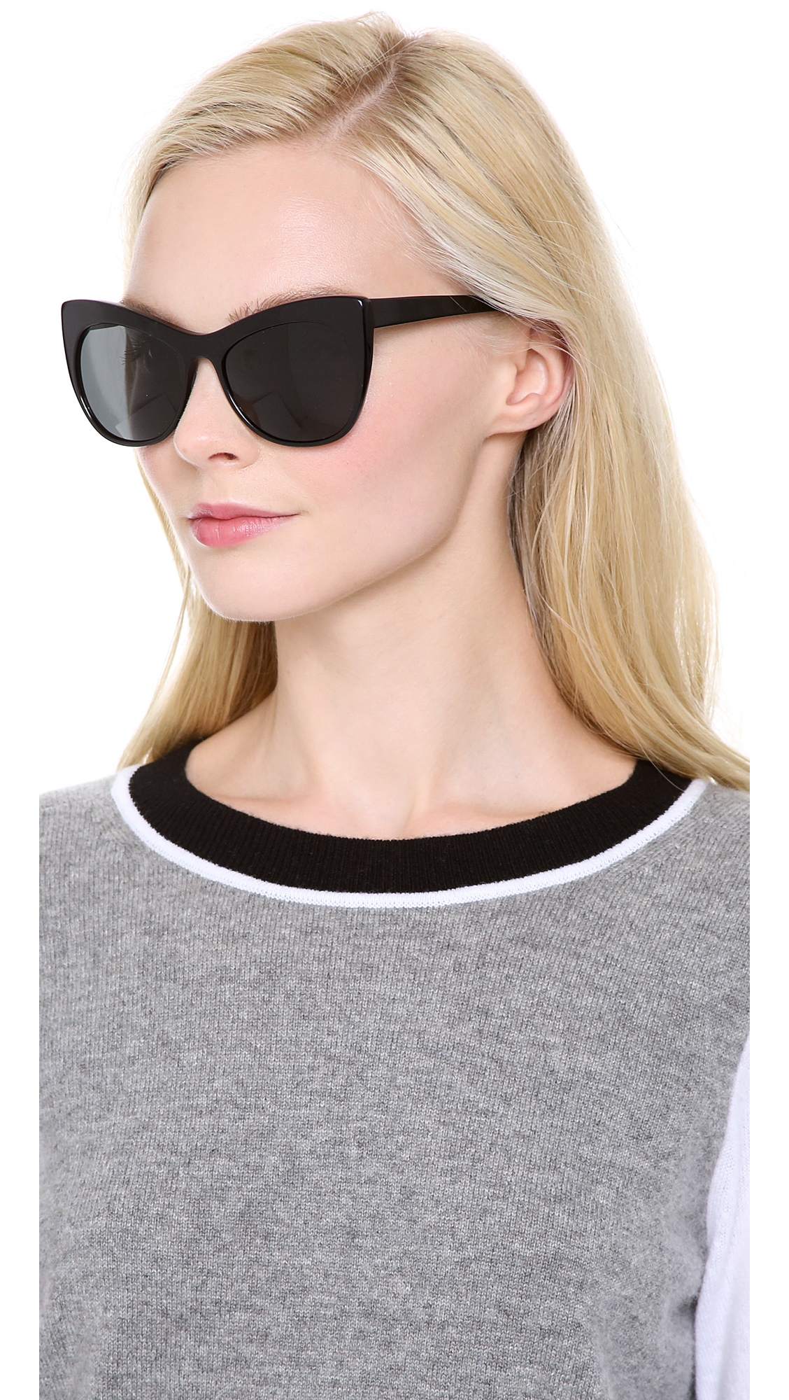 9be4d86d98880 Gallery. Previously sold at  Shopbop · Women s Cat Eye Sunglasses