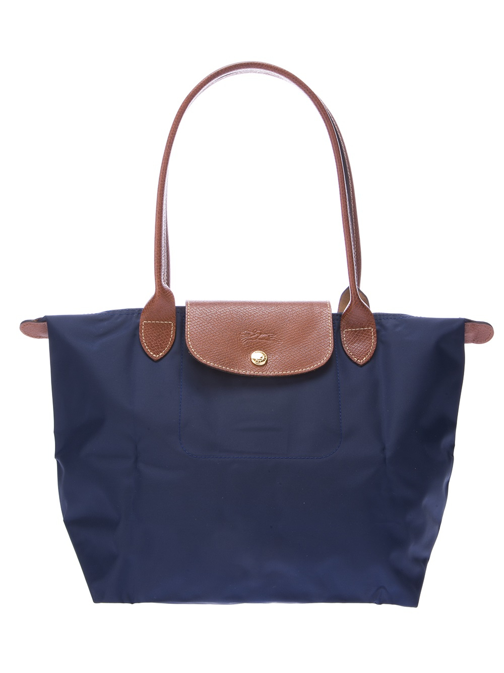 Longchamp Le Pliage Tote in Blue