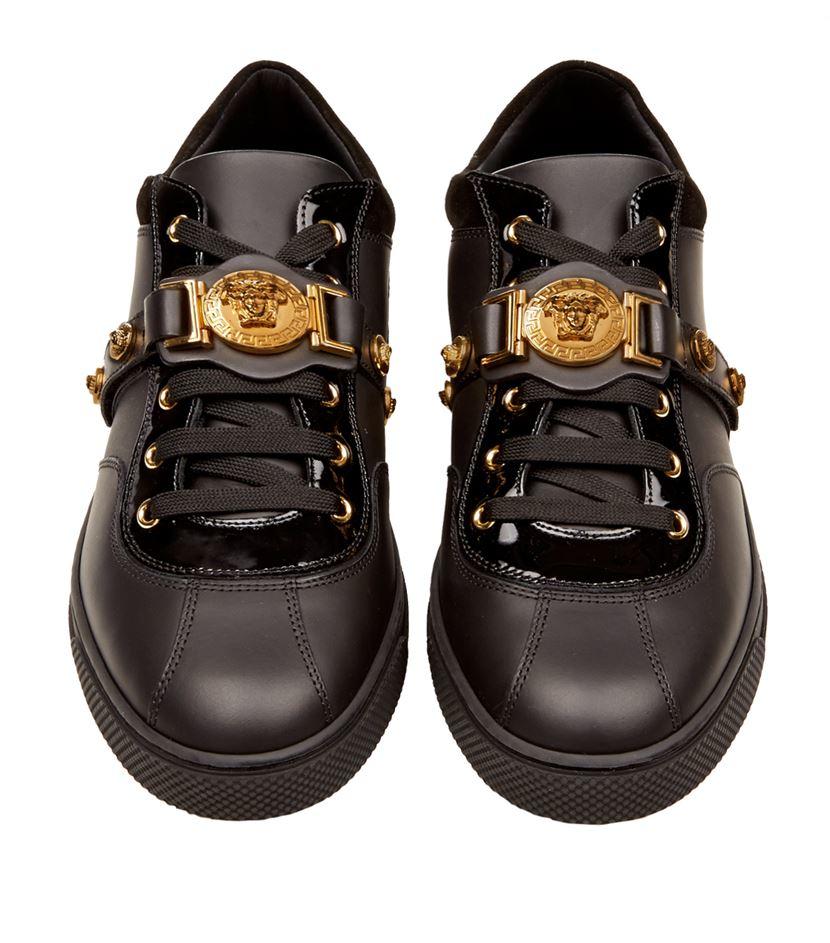 Versace Medusa Strap P... Versace Sneakers Men