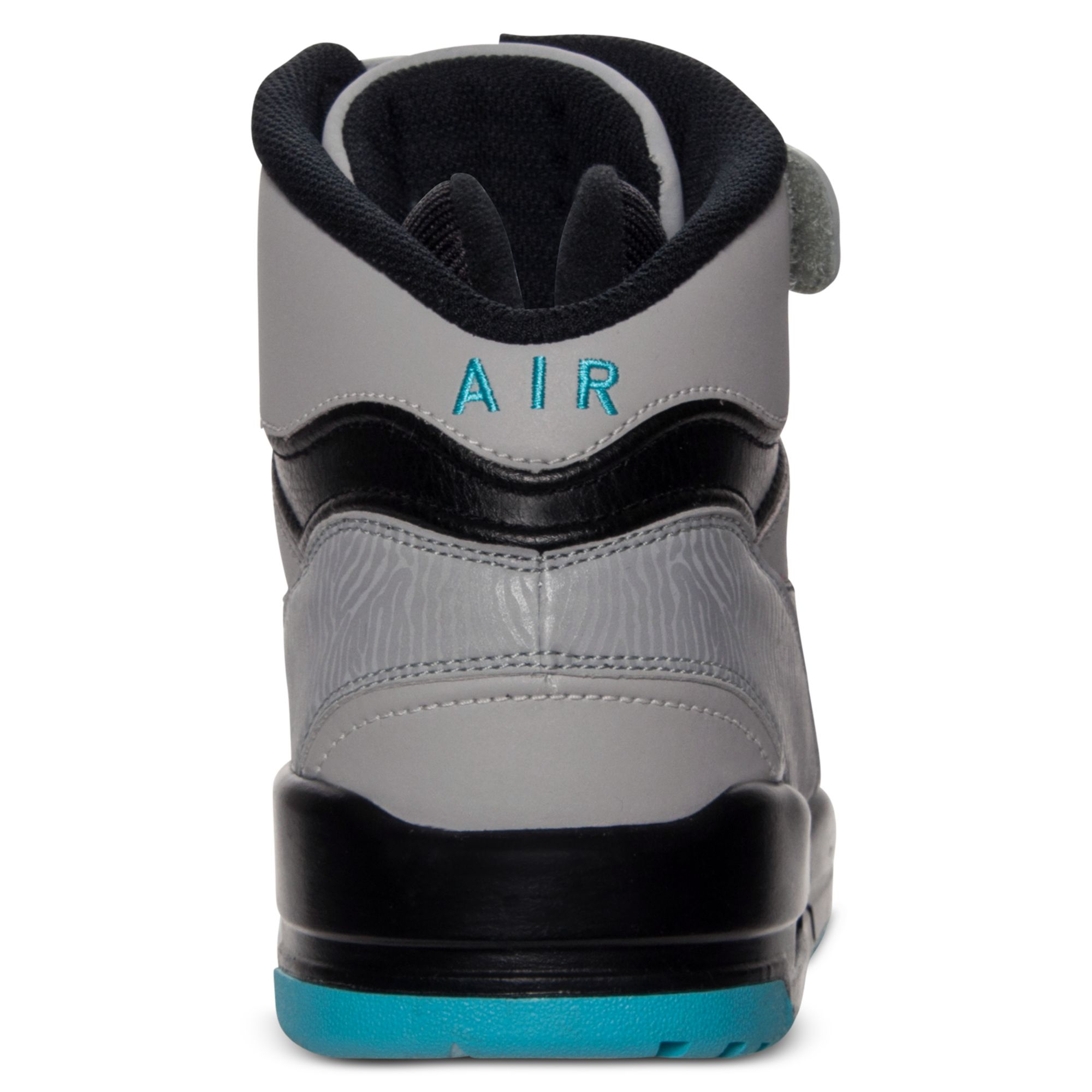 Nike Mens Air Revolution Basketball Sneakers From Finish