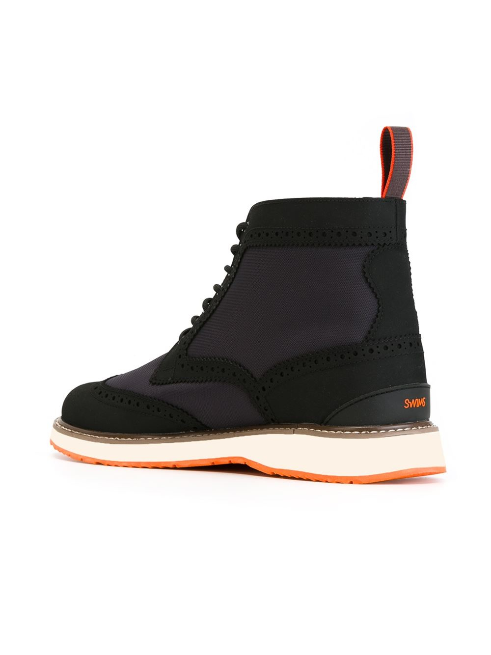 Swims Barry Boots In Blue For Men Lyst