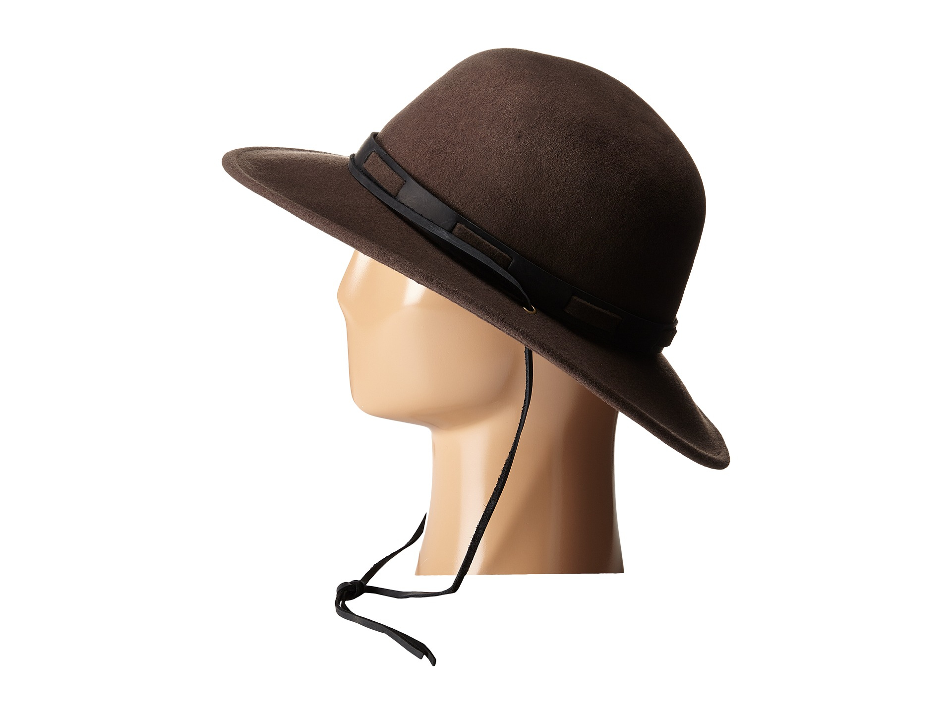d928f4ffcc1 Lyst - Brixton Steeler Hat in Purple