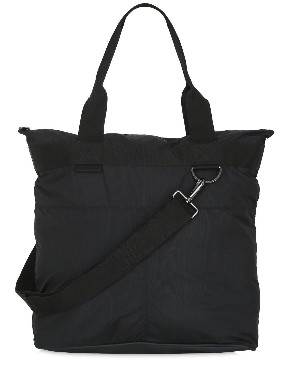 adidas By Stella McCartney Big Studio Sports Tote Bag in Black