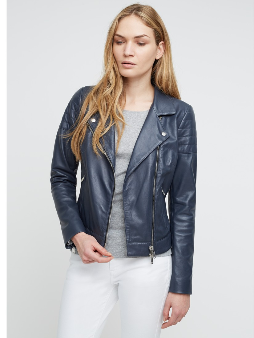 Leather jacket jigsaw - Gallery Women S Quilted Jackets Women S Embroidered Leather