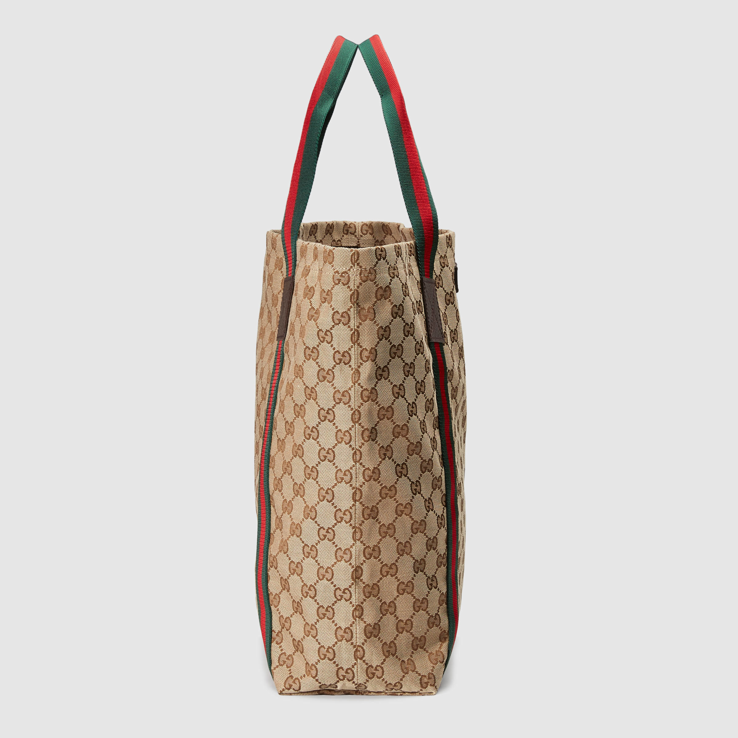 d1784c56b37 Lyst - Gucci Original Gg Canvas Tote in Brown for Men