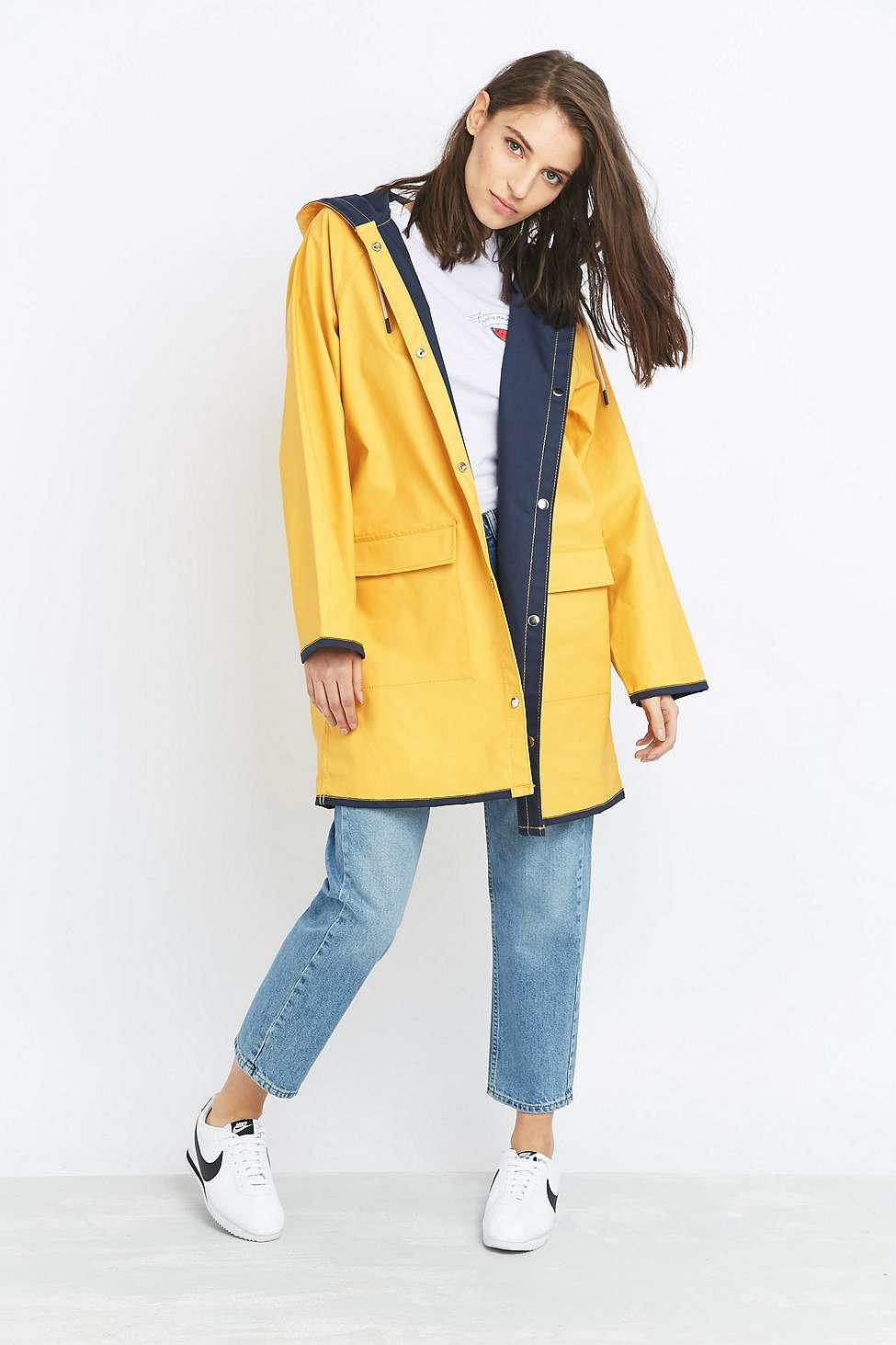 Anorak Rain Jacket