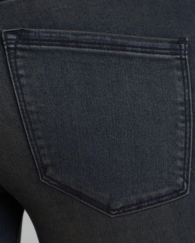 Free People Jeans - Roller Crop Skinny In Abbie Wash in Grey