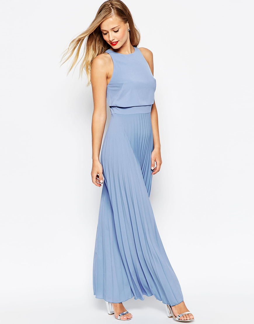 Blue Dress ASOS