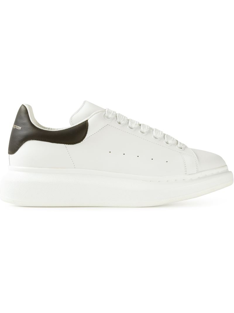 extended sole sneakers - White Alexander McQueen xAI8XTRrdy