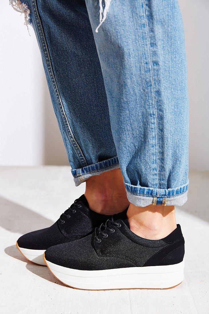 2e67e84a7b Lyst - Vagabond Casey Platform Sneaker in Black
