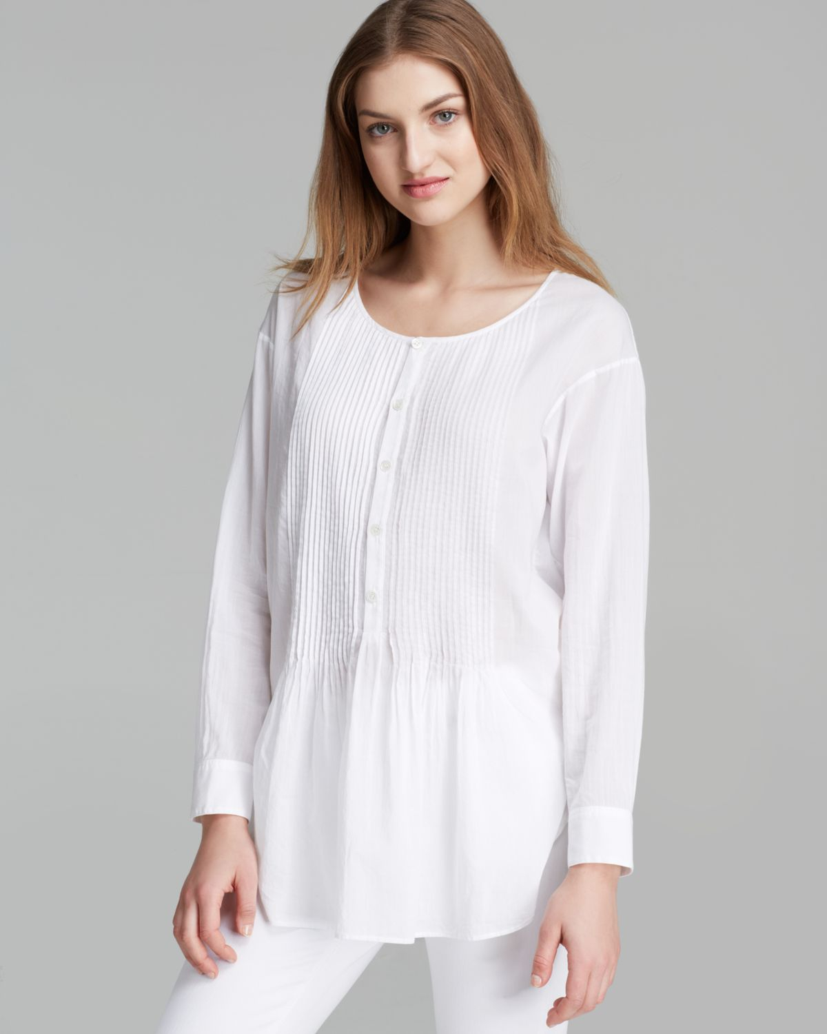 Find great deals on eBay for white pintuck blouse. Shop with confidence.