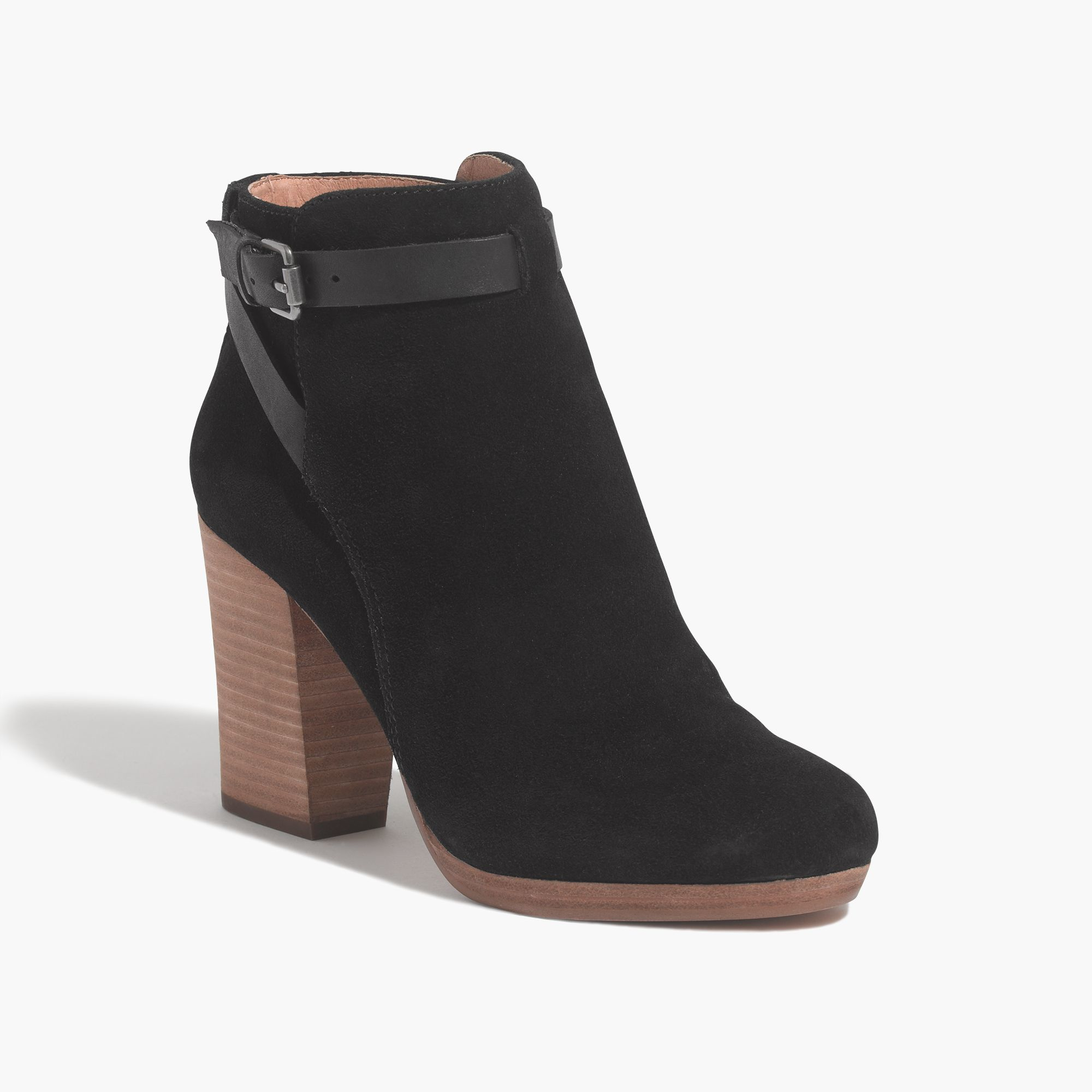 24c9b86eb1c Madewell Black The Aimee Ankle Boot