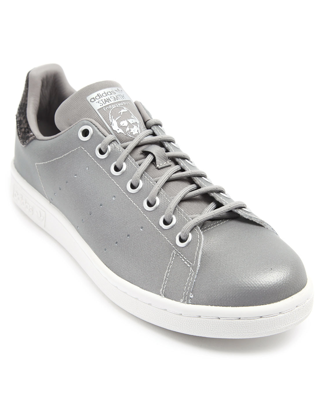 Adidas Stan Smith Reflective Silver