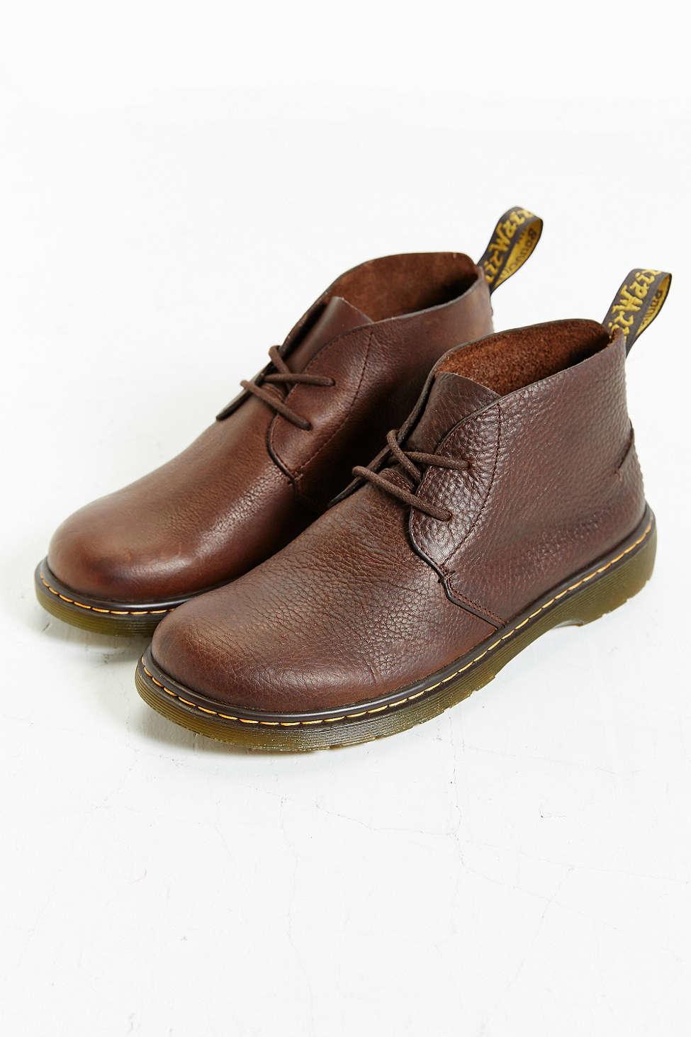 9ee0fc9b2bb Dr. Martens Brown Ember Desert Boot for men