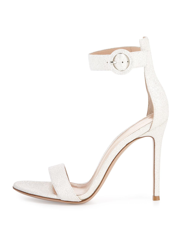 ankle strap sandals - White Gianvito Rossi Ma6VD