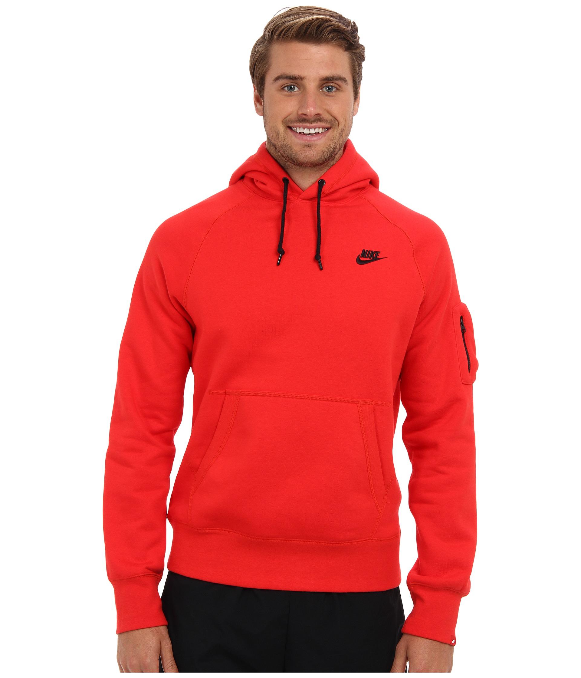dfae4f139e23 Red Nike Crew Neck Sweatshirts