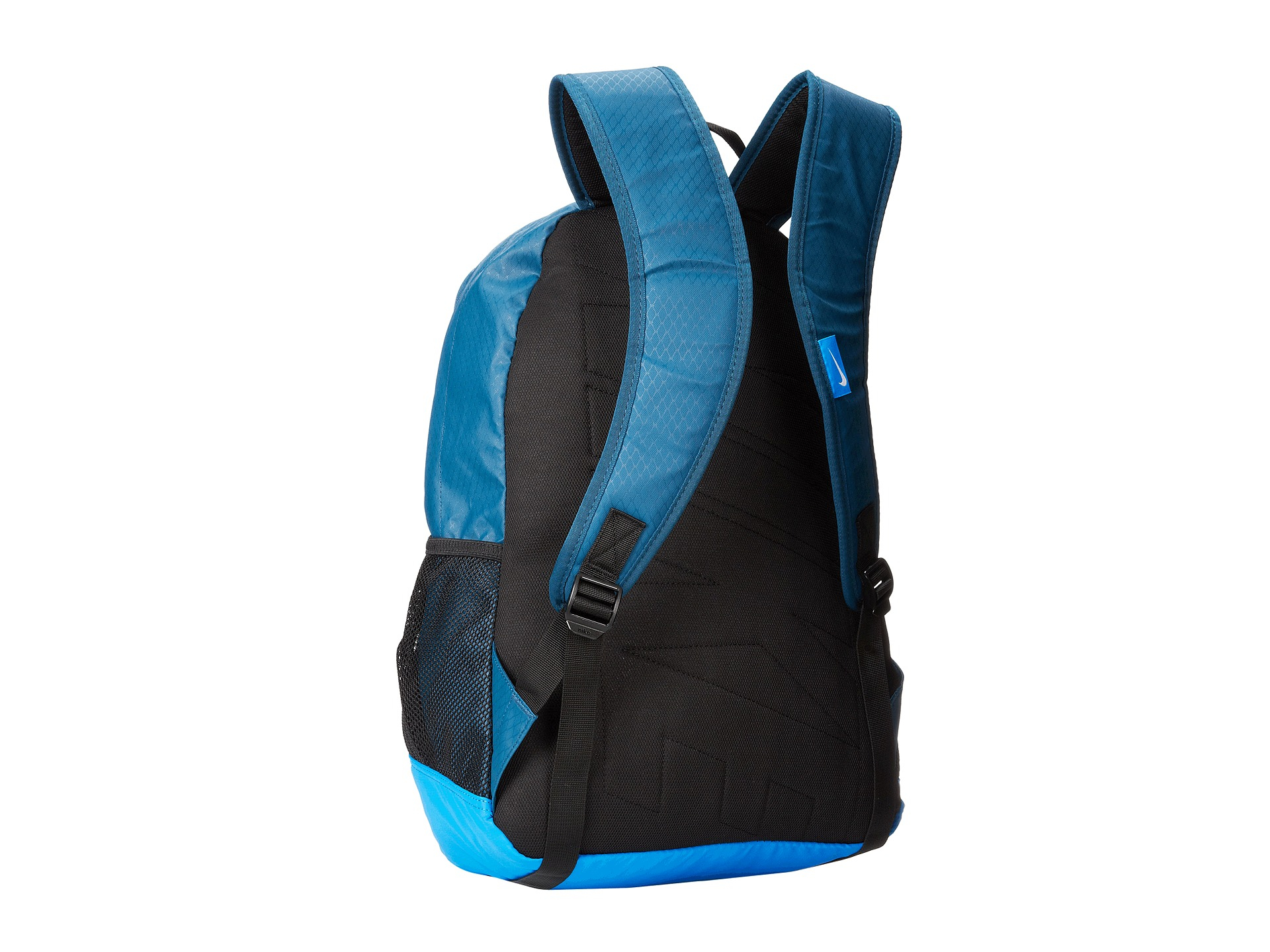 Lyst - Nike Team Training Medium Backpack in Blue 6eeef9828d494