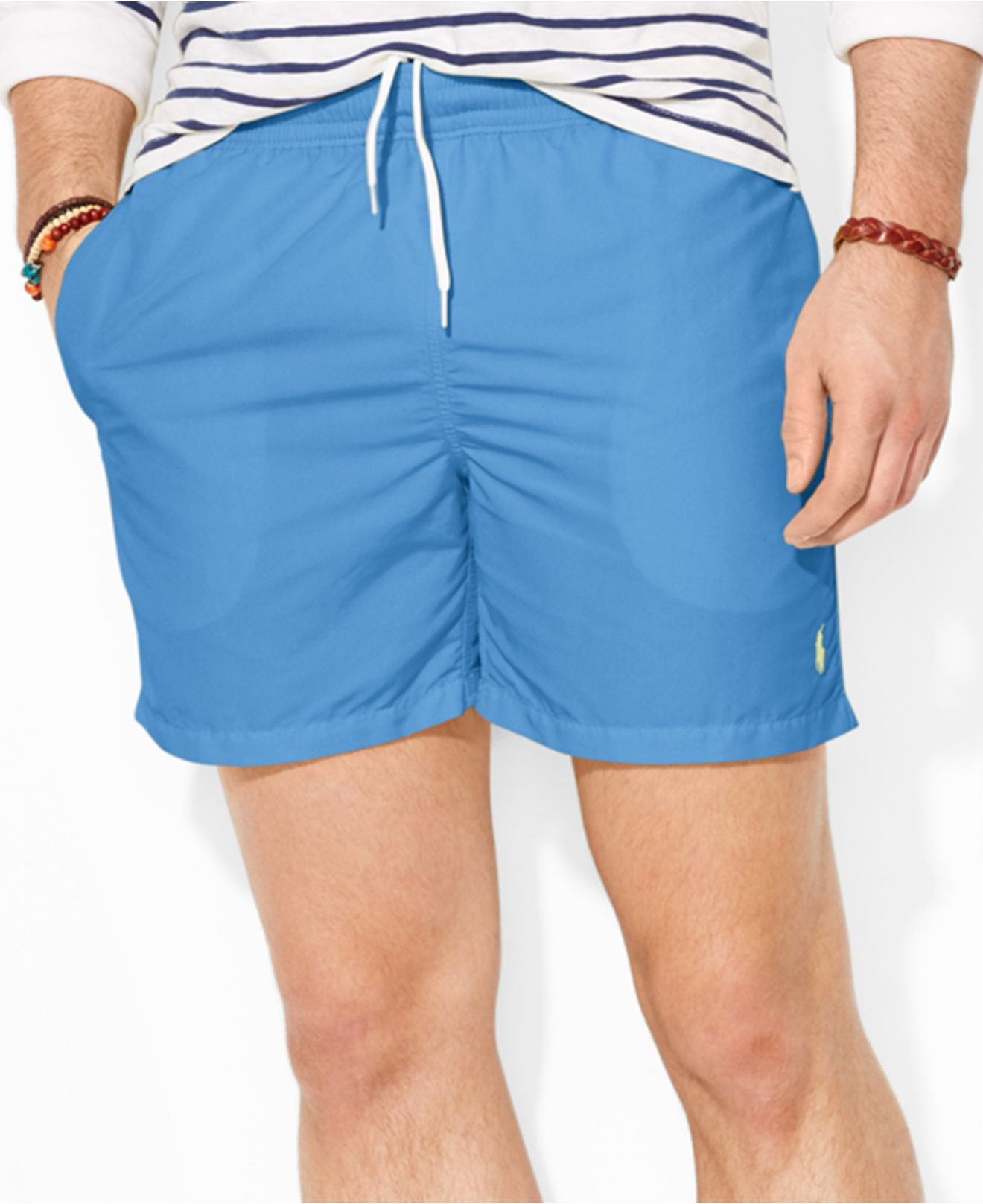 The Foundry Big & Tall Supply Co. Pattern Swim Shorts Big and Tall (1).