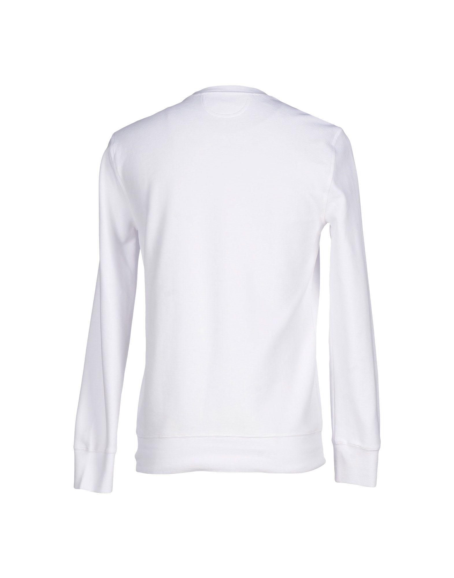 helmut lang t shirt in white for men lyst. Black Bedroom Furniture Sets. Home Design Ideas