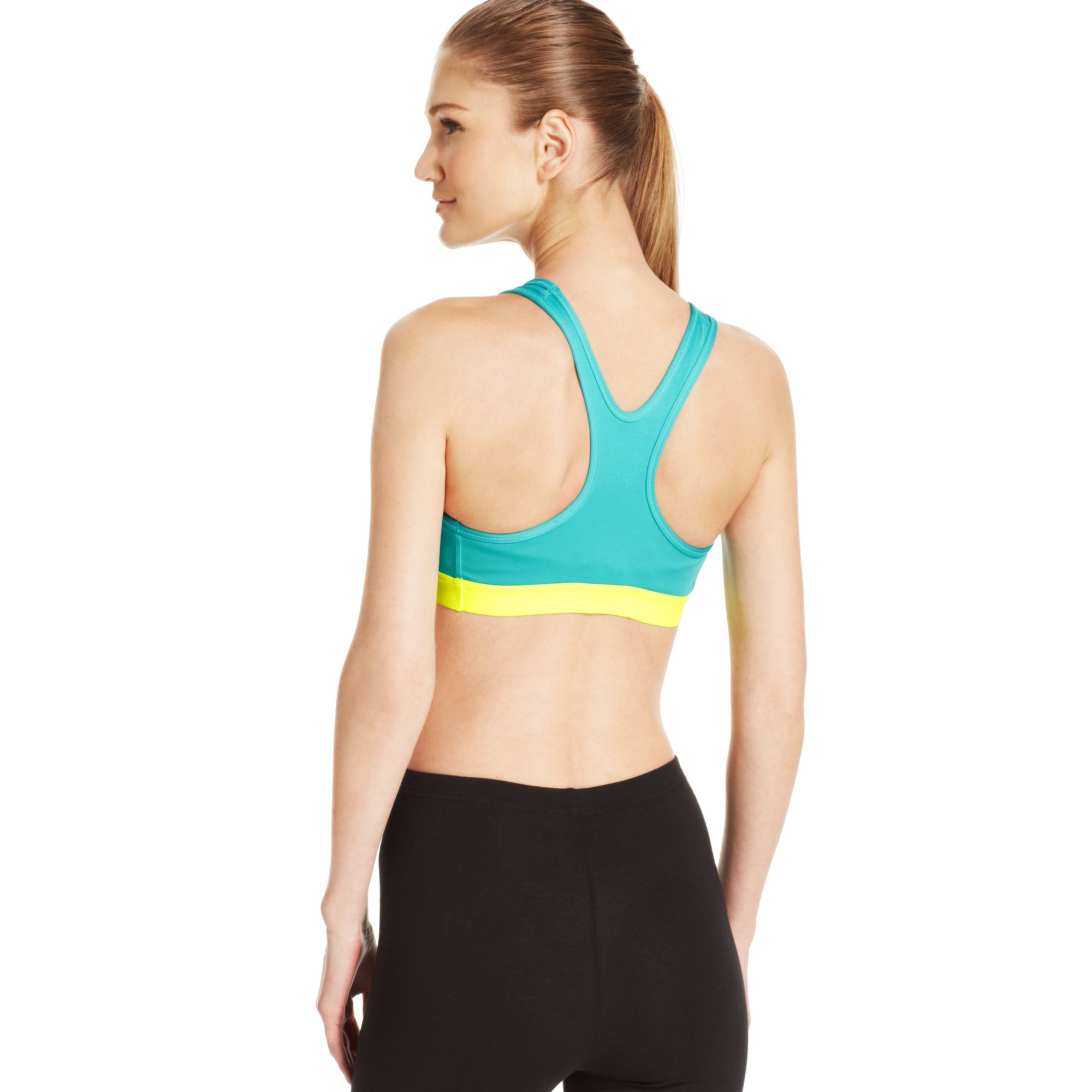 padded sports bra